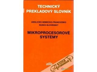 Echnický prekladový slovník (mikroprocesorové systémy)