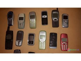 Mobilné telefony