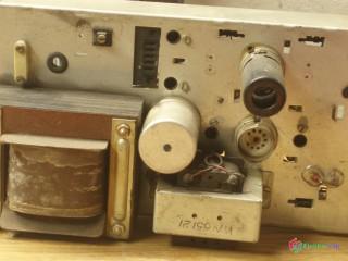 Sietový napájač+AM zosilovač