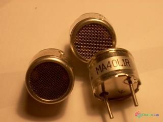 Ultrazvukový senzor - menič pre prjímač/vysielač ultrazvuku