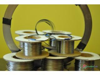 Odporové drôty a pásky KANTHAL