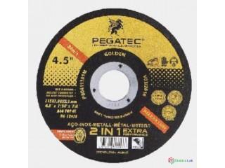 Rezné, brúsne a lamelové disky PEGATEC