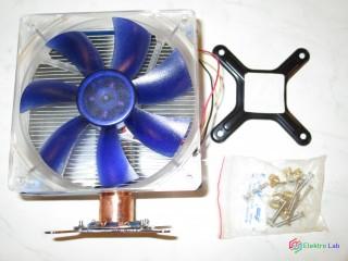 Špičkový chladič CPU - od nemeckej spoločnosti NOISEBLOCKER