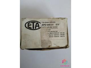 Elektrické čerpadlo ETA APO 040.01 12V