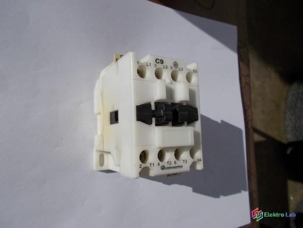 stykac-elektropristroj-c9-cievka-230v-25a-4-x-kontakt-big-1