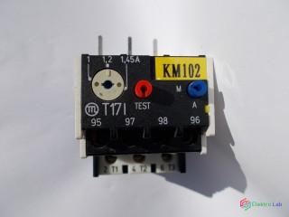 Relé tepelné istiace nadprúdové T17I, 1,45 A
