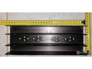 Hliníkový chladič na tranzistory