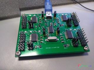 Vyvoj, vyroba Embedded (jednoucelovych) zariadeni