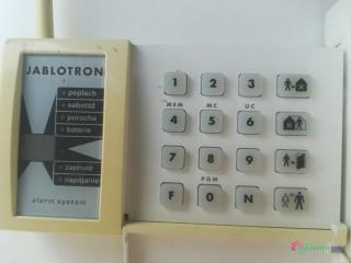 Alarm Jablotron 63 KR profi
