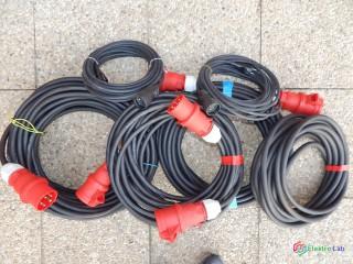PROFI Predlžovacie Káble 230V-400V 16A-32A