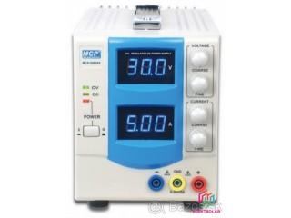 Laboratórny zdroj QS305 30V / 5A pre nepretržitú prevádzku MCP