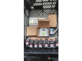 Predám nevyužité elektroinštalačné a automatizačné komponenty