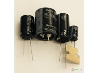 Rôzne kondenzátory