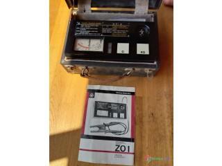 Skúšačka elektrických predmetov ZO1