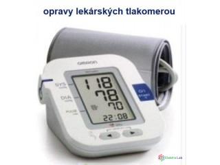 Opravuji všechny značky medicínských tlakomerou