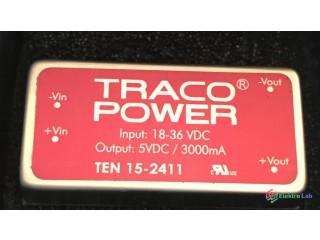 TRACOPOWER - Izolované DC-DC meniče (nové)