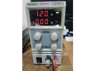 Predam zdroj 0 az 120V, max 1 A