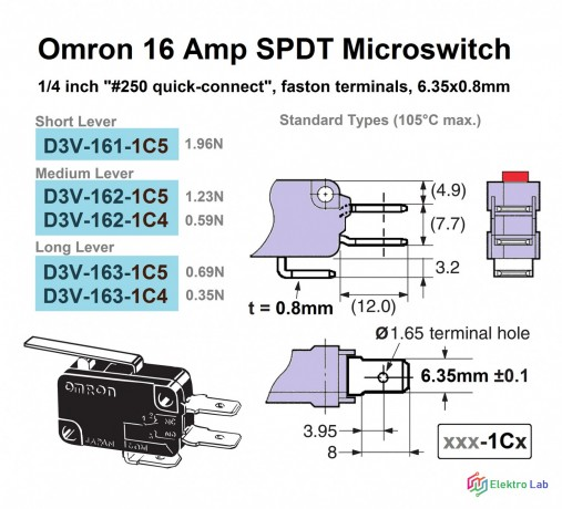 16a-spdt-mikrospinace-s-packou-14-faston-d3v-161-1c5-162-163-microswitch-big-5