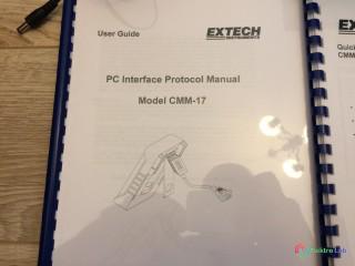 USB kábel k procesným kalibrátorom Extech CMM-17