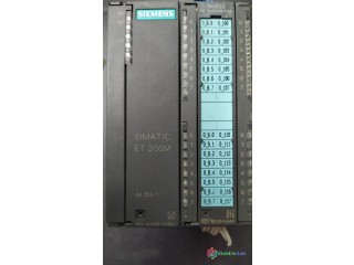 Predám Interface Modul siemens + kartu SM322 do 32XDC 24V