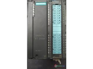 Predám Interface Modul siemens + kartu SM322 do 32XDC 24V