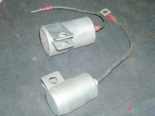 Priechodkové a odrušovacie kondenzátory