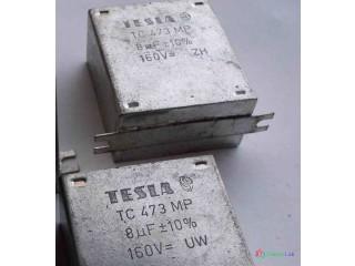 Krabicové kondenzátory