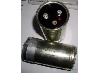 Elektrolytické kondenzátory 20 000 MF / 55 V