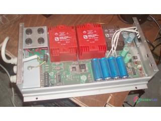 Napájací modul pre domovú SAT stanicu