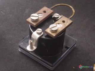 Metra voltmeter a ampermeter s bočníkom