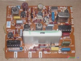 Blaupunkt funkčný modul 2