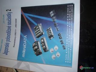 Japonské polovodičové súčiastky 1 a 2